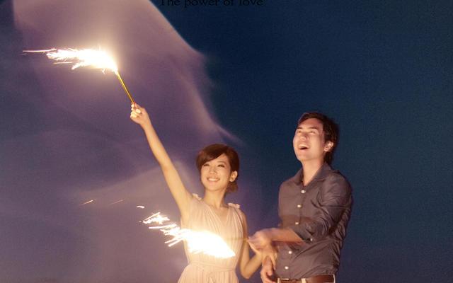 《东尚摄影----温暖海岸》