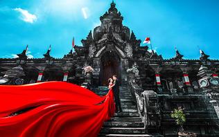 【限时团购】❤❤巴厘岛旅拍 ╋ 5天4晚定制旅游