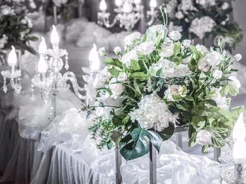 【白首不分离】大理石纹主题婚礼