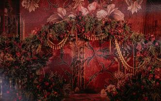 【爱的印记】——红色主题婚礼