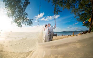 【路图全球旅行摄影】普吉岛 婚纱照客片