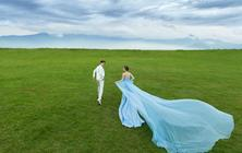 【白金圣殿基地】样片礼服丨研发团队丨送明星款婚纱