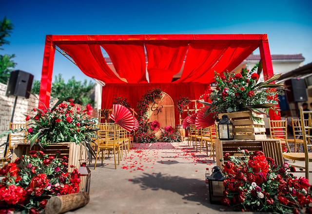 梵盛婚礼案例 | 农村婚礼 | 最好的承诺
