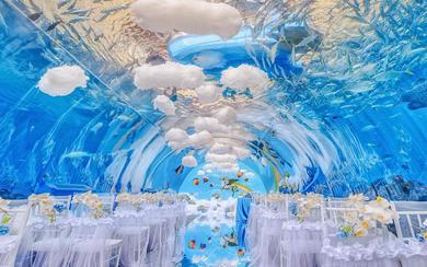 海底婚礼 I 梦幻天空之境
