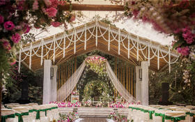 【婚礼印象】户外|庭院笙笙|
