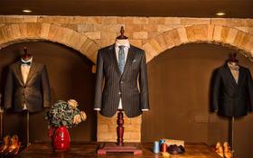 乔瑞德——商务男士西服系列套装