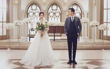 【完美结婚季】城堡风的高级感婚照❤10服10造