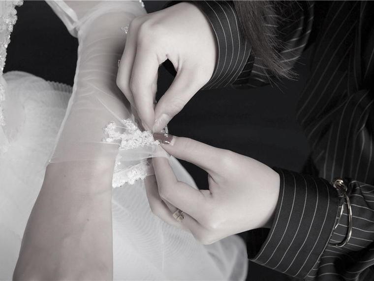 鱼尾婚纱【单租】抒写小情绪-每个人的一字肩