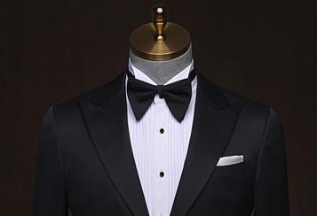 丹特 Tuxedo纯黑色礼服套装