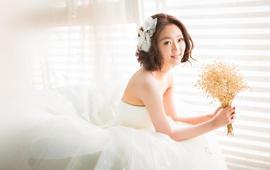 斯芭达妞新娘彩妆2016年婚礼早妆/宴会造型套系