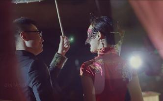 【沁视觉】婚礼跟拍首席档三机位+现场剪辑套餐