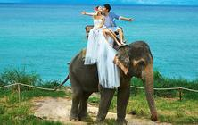 【普吉岛】包3天2晚住宿+微电影+海边小象拍摄