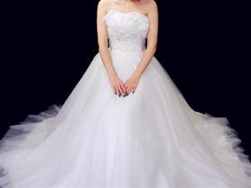 【冬季限定款婚纱】白色恋人套系