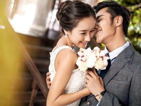 MK韩式婚纱
