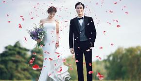私人定制<草坪婚礼婚照>,超大实景基地畅享拍摄