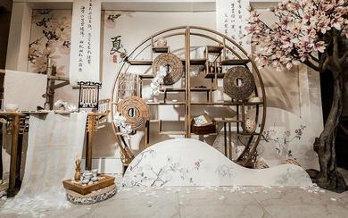 【缤洛婚礼】创意新中式《关雎》