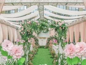安妮塔婚礼馆 | Le Jatdin Secre清新婚礼布置