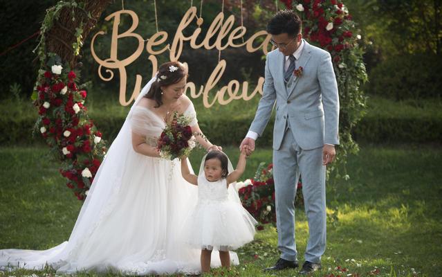 春日婚礼|两万搞定的小预算婚礼——爱·丰盈