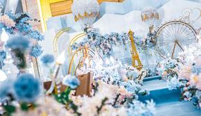 【花海阁套餐】 热气球摩天轮的梦幻之旅