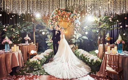 【完美结婚季】城堡风的高级感婚照私人定制