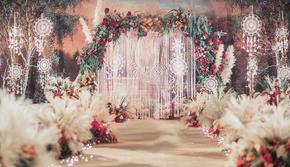 【森美绘高端婚礼】波西米亚风婚礼