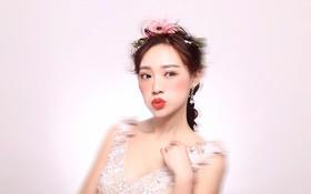新娘试妆花絮--喜欢你为我穿上婚纱的样子