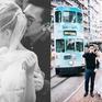 【HOT香港旅拍】文艺街拍 个性定制拍摄1天