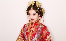 【爱尚新娘私享会馆】喜欢中式的菇凉看过来啦