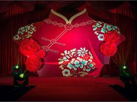 FEEL斐尔婚礼-鸿禧高尔夫-一生一世中式婚礼