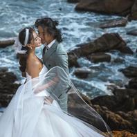 【一价全包】青岛旅拍+包邮+3天2夜酒店+送婚纱