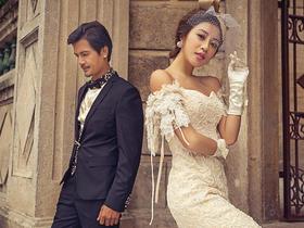 高大上文艺街景婚纱照