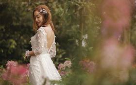 [蒂琳新娘造型馆]浪漫清新新娘造型 唯美浪漫妆容