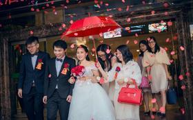 【总监作品】12月12婚礼