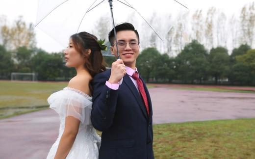 专业级双机位-校园小清新婚礼MV