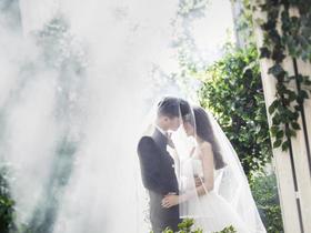 天然婚纱  纯韩拍摄