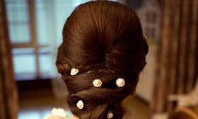 新娘婚礼发型