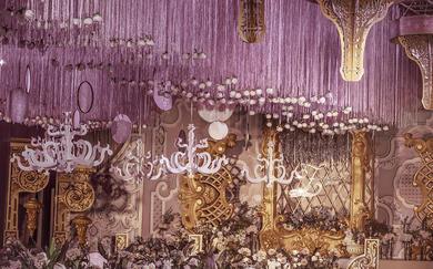 【MLILI婚礼策划】——法式洛可可