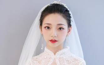 【壹馨】首席档——新娘早妆定制-1个妆容