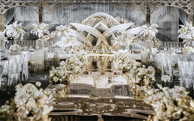 【喜诺婚礼】——复古主题婚礼《盛世》