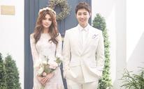 韩国miss luna《科尔马小镇》系列婚纱照