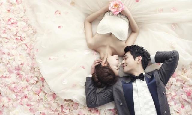 内景韩式婚纱