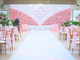 粉色主题婚礼【HOME】长大了以后的回归