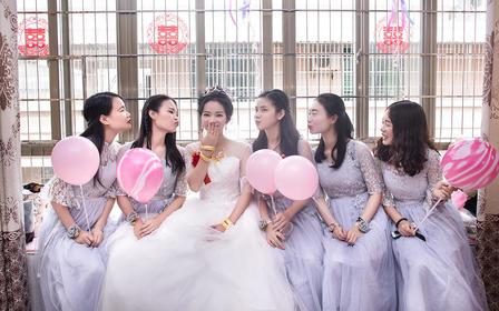 双机单反婚礼全程一拍一摄  人性化定制