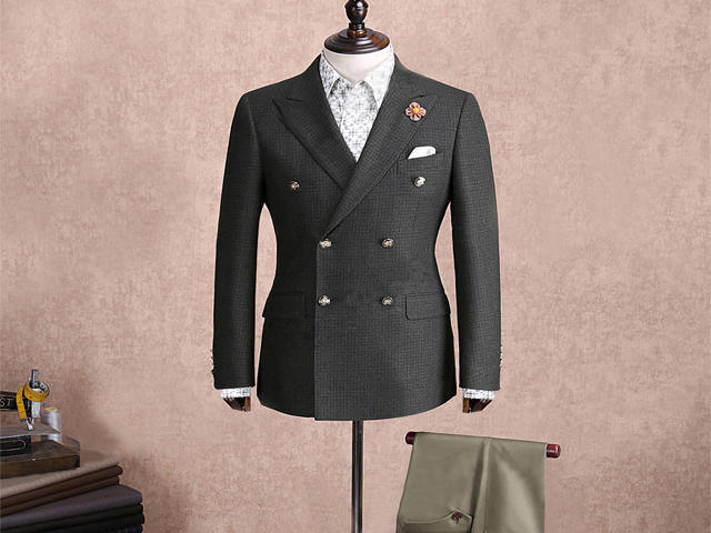 【新郎伴郎西服】圣得西气质套西两件套仅售1688元