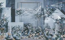 创意主题婚礼:丨纸飞机丨