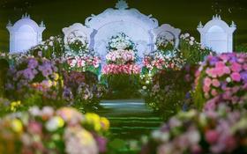 秘密花园-「MOHO幕候婚礼」