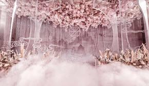 雨薇婚礼丨三生三世十里桃花主题婚礼