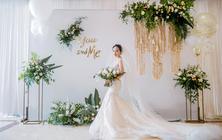 天意婚礼【夏日心事】含三大金刚部分鲜花定制系列