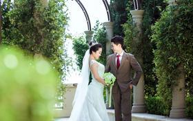 洛可可婚纱摄影——客照赏析(一)