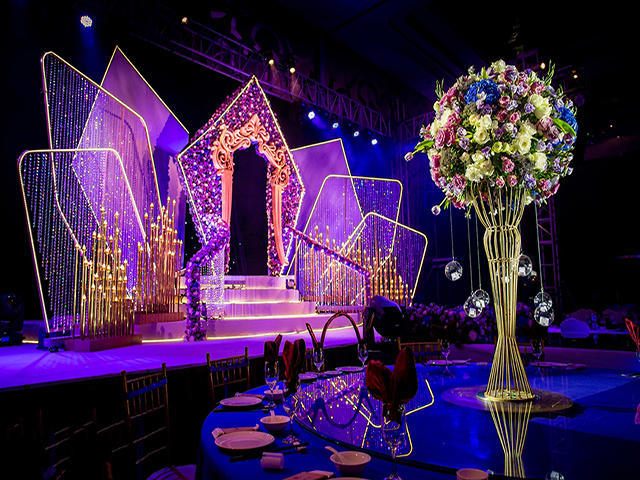 【瑾一婚礼】梦幻水晶婚礼——我们的开始